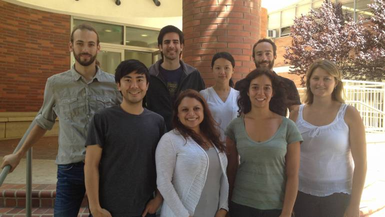 Congratulations to this year's Dissertation Year Fellowship Winners