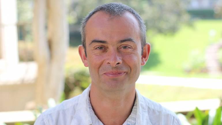 Pascal Egea named the Alexander and Renee Kolin Endowed Chair